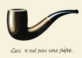Ceci n'est pas une pipe(rie) » : bref propos sur la sémiotique et l'art de  Magritte - fredericgrolleau.com